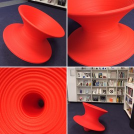 Heatherwick Spun chair