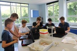 Uckfield Community Technology College STEM Day
